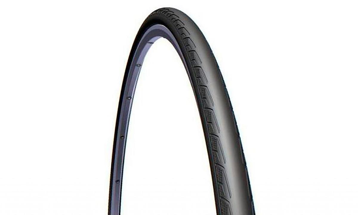 Покрышка MITAS (RUBENA) 26x1.25 (32x559) SYRINX V80 Classic черная