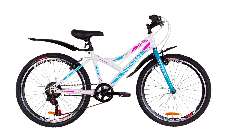 "Велосипед 24"" Discovery FLINT Vbr (2019)"