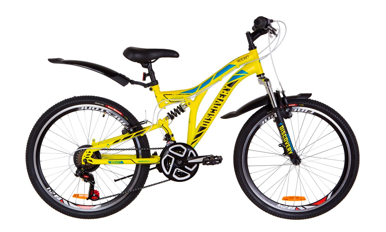 "Велосипед 24"" Discovery ROCKET Vbr (2019)"