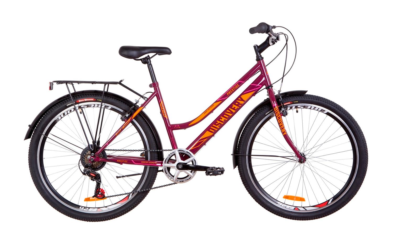 "Велосипед 26"" Discovery PRESTIGE WOMAN Vbr (2019)"