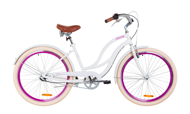 "Велосипед 26"" Dorozhnik CRUISE планет. (2019)"