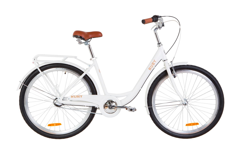"Велосипед 26"" Dorozhnik RUBY планет. (2019)"