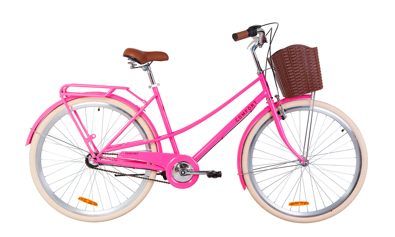 """Велосипед 28"""" Dorozhnik COMFORT FEMALE планет. (2019)"""