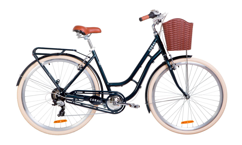 "Велосипед 28"" Dorozhnik CORAL Vbr (2019)"