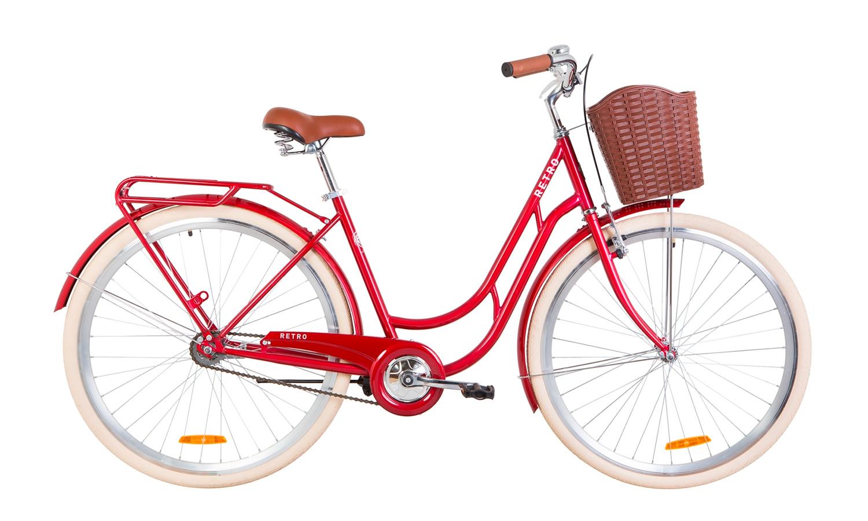 """Велосипед 28"""" Dorozhnik RETRO (2019)"""
