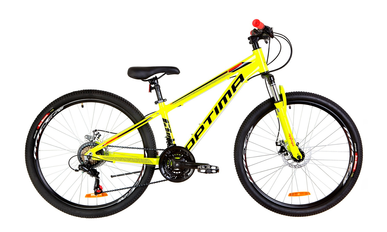 "Велосипед 26"" Optimabikes MOTION DD (2019)"