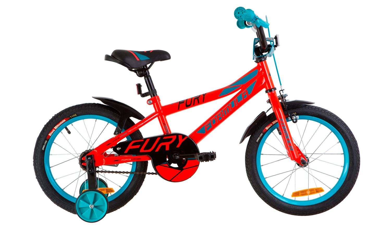 """Велосипед 16"""" Formula FURY (2019)"""