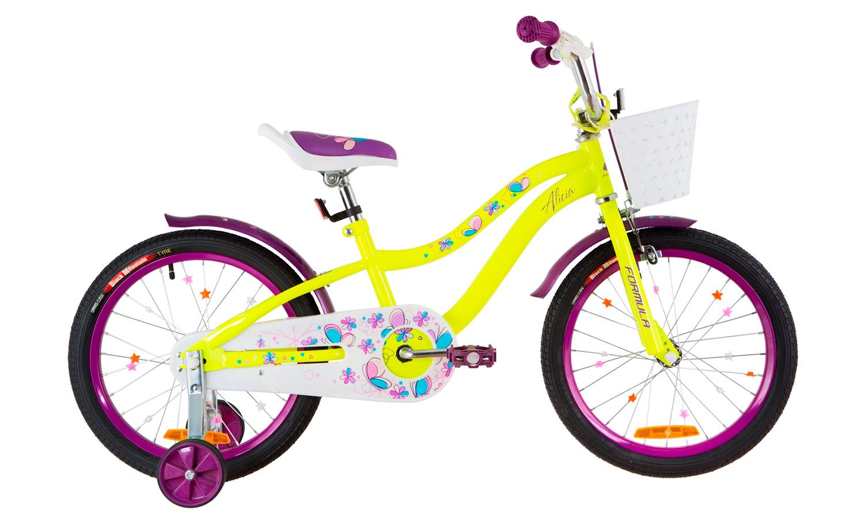 "Велосипед 18"" Formula ALICIA  (2019)"