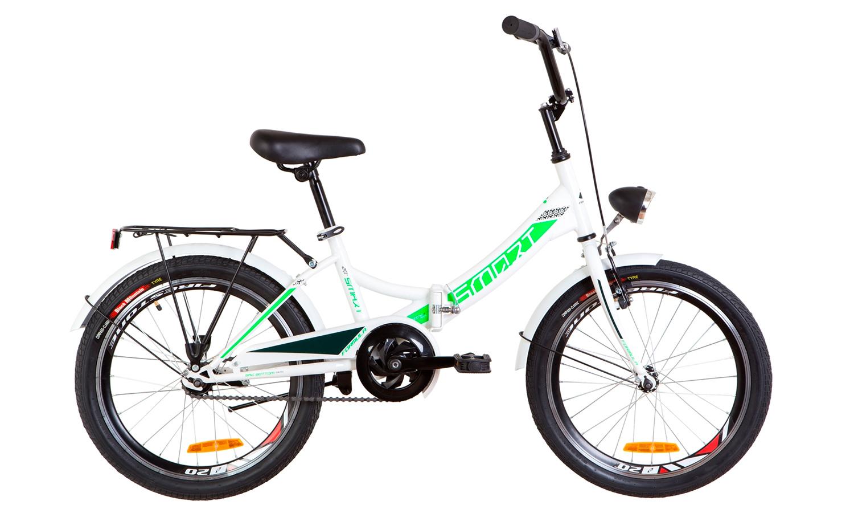 """Велосипед 20"""" Formula SMART, с фонарём (2019)"""