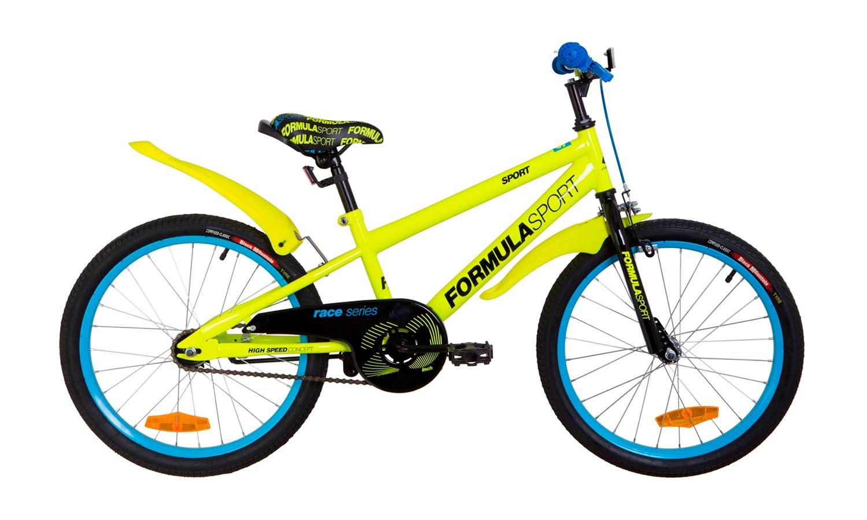"""Велосипед 20"""" Formula SPORT  (2019)"""