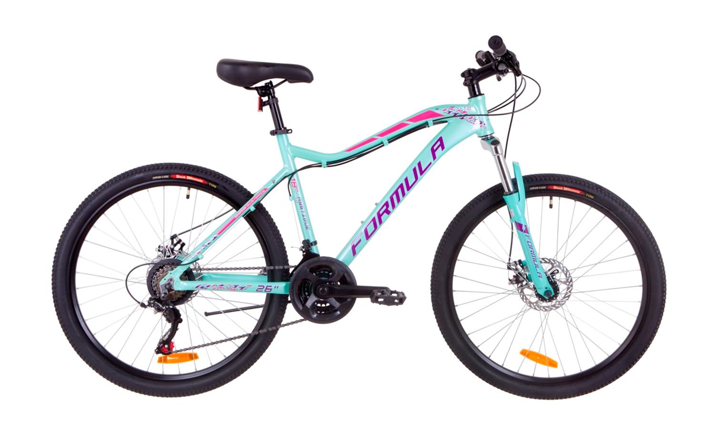 """Велосипед 26"""" Formula MYSTIQUE 1.0 DD (2019)"""