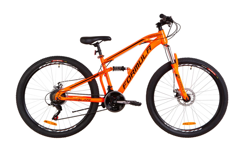 """Велосипед 27.5"""" Formula BLAZE DD (2019)"""