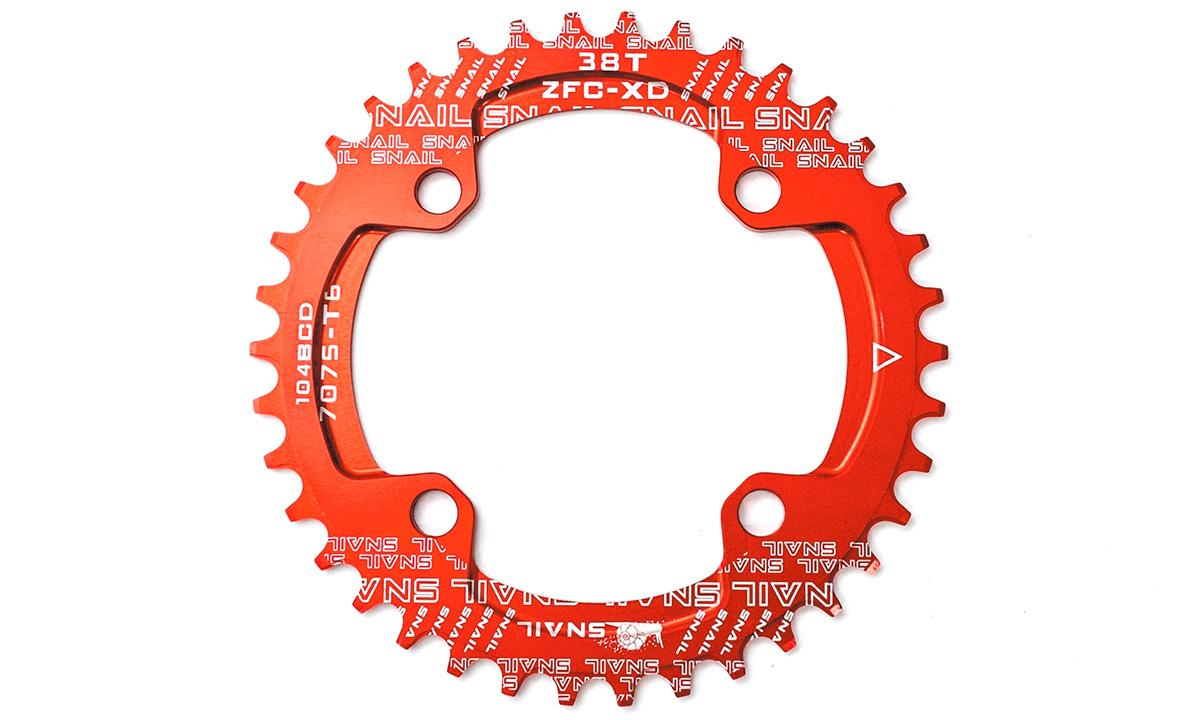 передняя звезда на велосипед