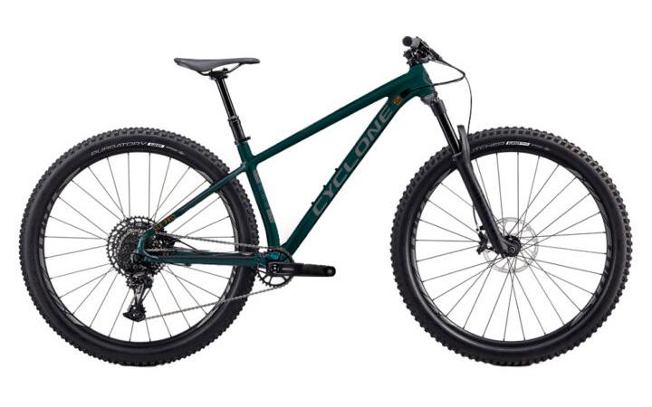 Велосипед Cyclone SLX PRO Trail (2021)
