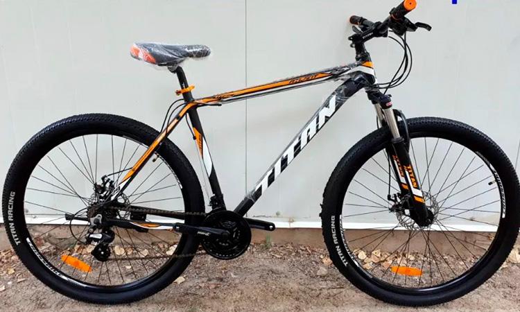 """Велосипед Titan Atlant 27,5"""" (2020)"""
