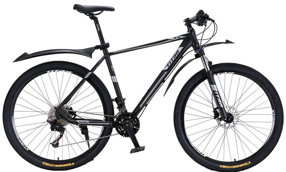 """Велосипед Titan X11 29"""" (2020)"""