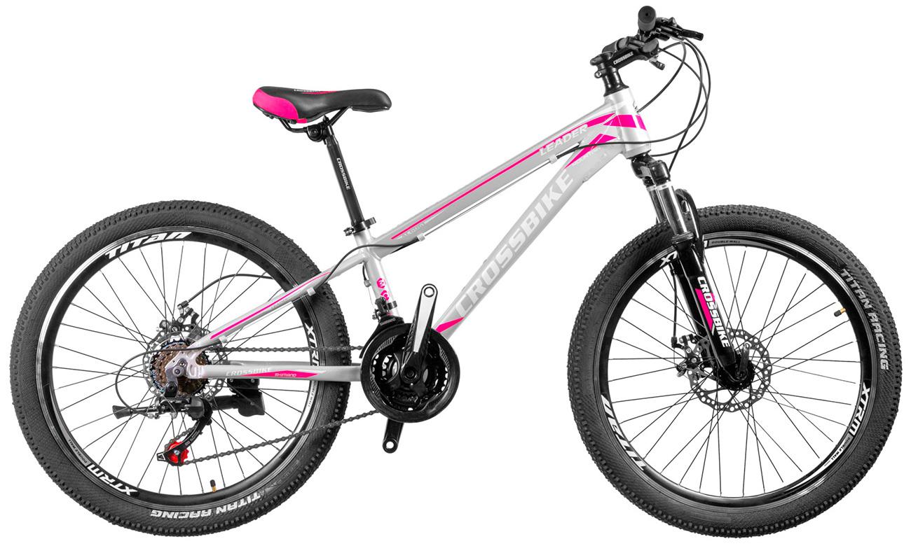 """Велосипед Cross Leader 24"""" (2020)"""
