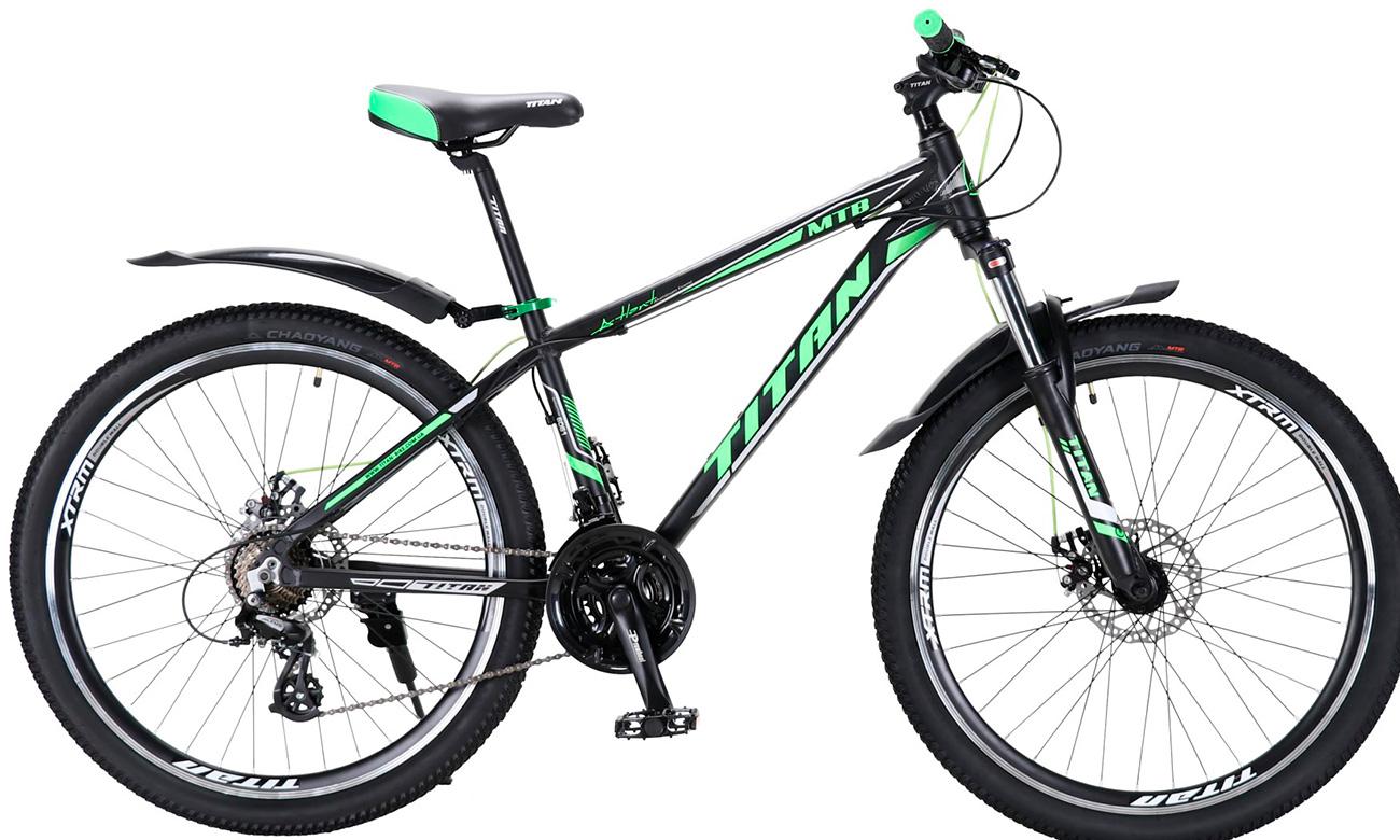 """Велосипед Titan Atlant 26"""" (2020)"""