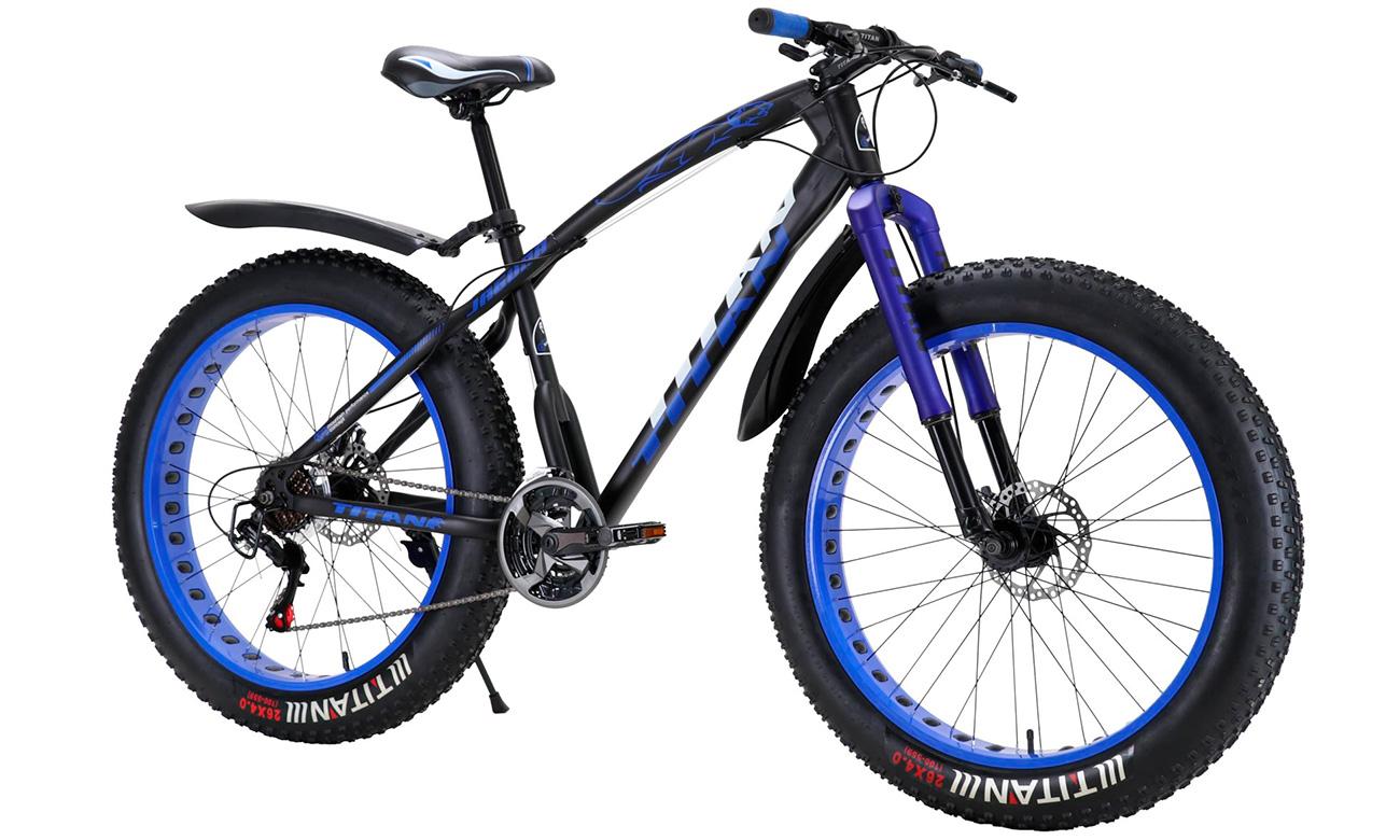 "Велосипед Titan Jaguar FT AL 26"" (2020)"
