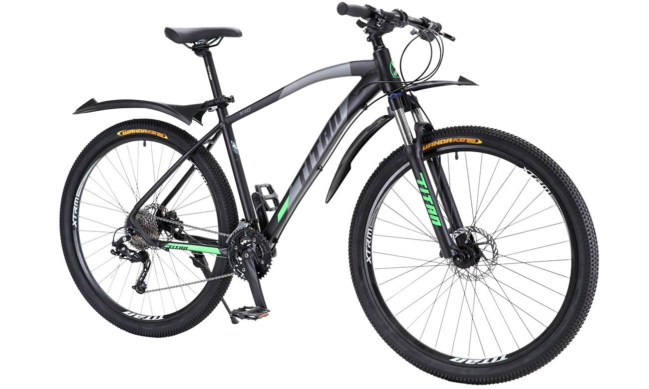 """Велосипед Titan X10 29"""" (2020)"""