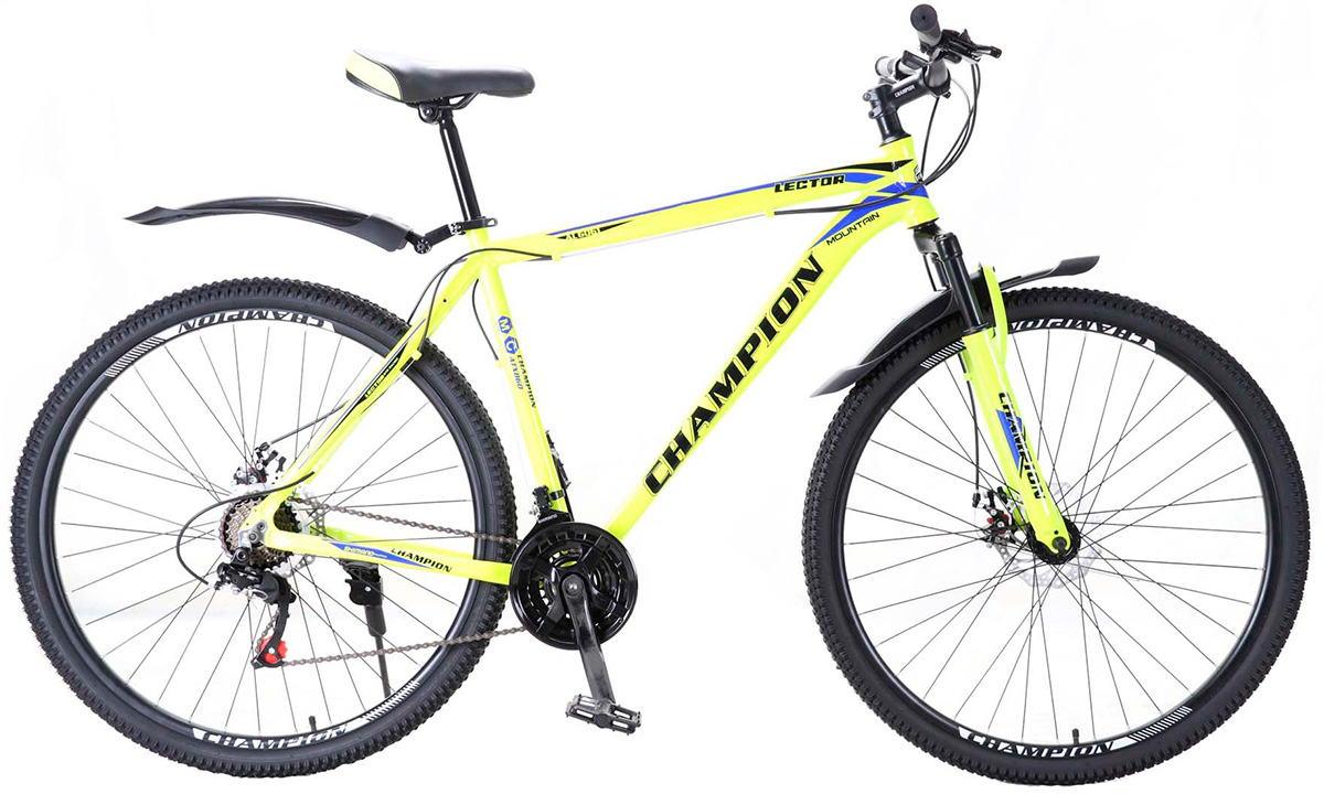 "Велосипед Champion Lector 29"" (2021)"