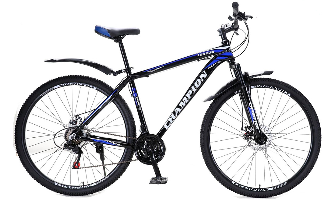 "Велосипед Champion Lector 27,5"" (2021)"