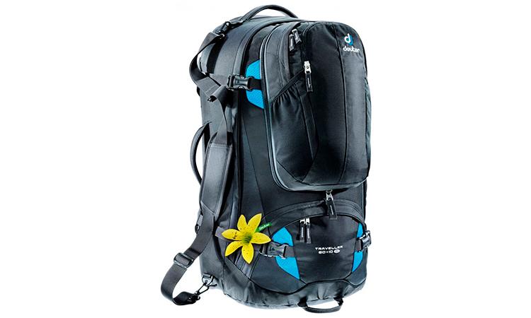 Рюкзак Deuter Traveller SL 60 + 10 л