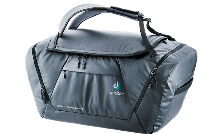 Сумка-рюкзак Deuter Aviant Duffel Pro 90 л