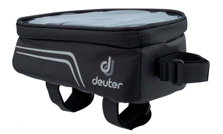 Сумка Deuter велосипедна Energy Bag II колір 7000 black (3291220 7000)