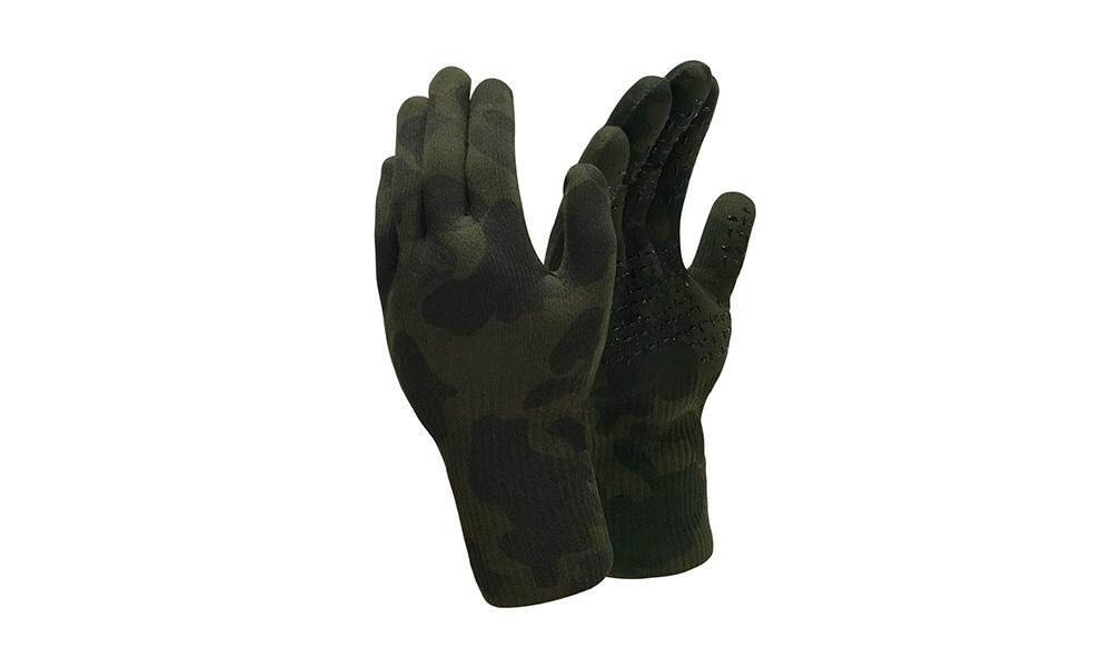 Перчатки Водонепроницаемые Dexshell Camouflage Gloves L