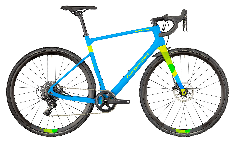 "Велосипед Bergamont 28"" Grandurance CX Team (2018)"