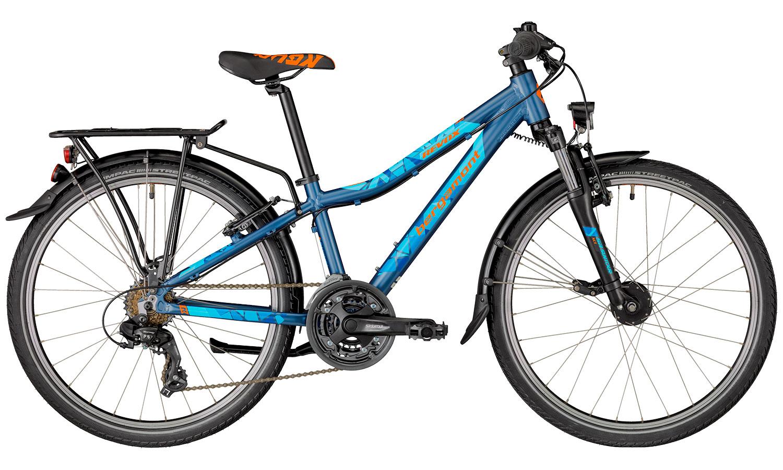 """Велосипед Bergamont 24"""" Revox ATB 24 (2018)"""