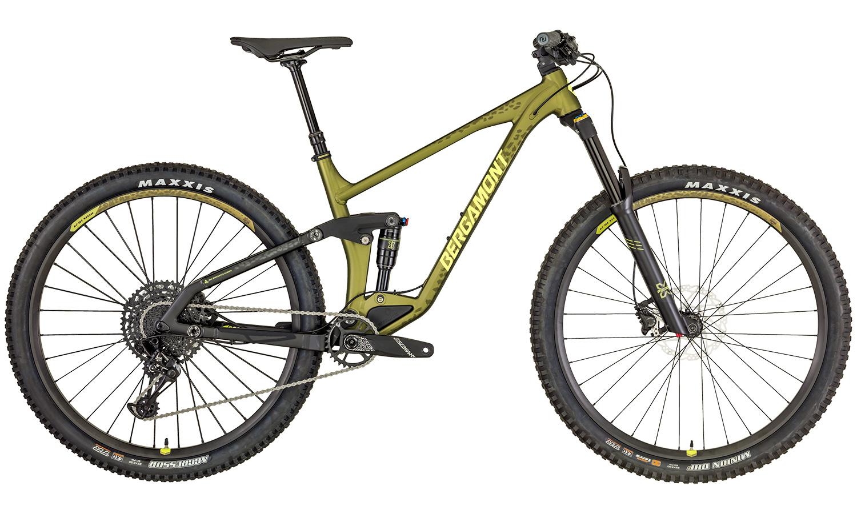 "Велосипед Bergamont Trailster 6 29"" (2019)"