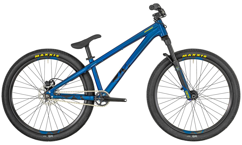 "Велосипед Bergamont Kiez Dirt 26"" (2019)"
