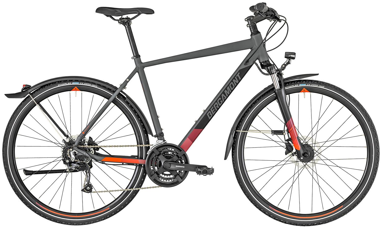 """Велосипед Bergamont Helix 4 EQ Gent 28"""" (2019)"""