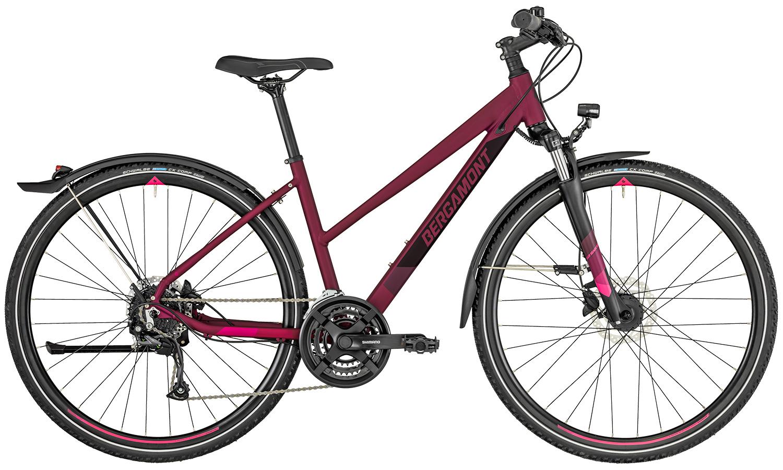 """Велосипед Bergamont Helix 4 EQ Lady 28"""" (2019)"""