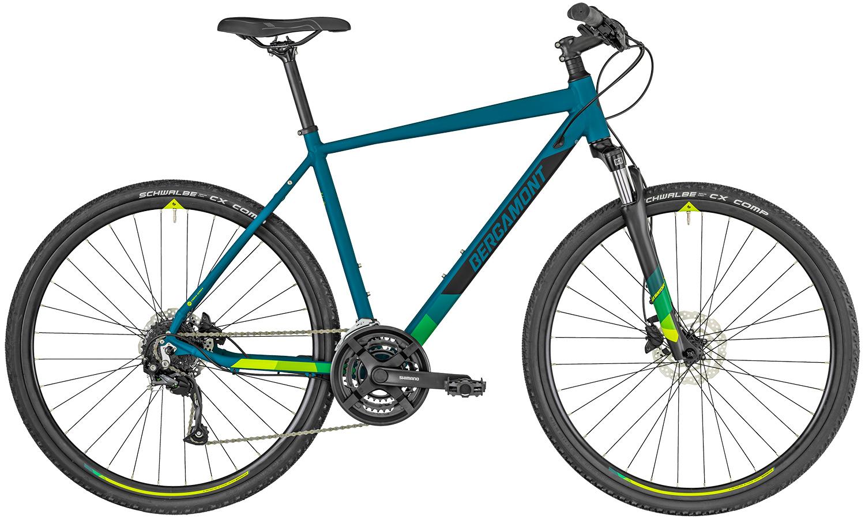 """Велосипед Bergamont Helix 3 Gent 28"""" (2019)"""