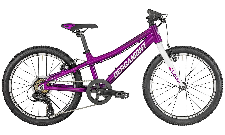 """Велосипед 20"""" Bergamont Bergamonster Girl (2019)"""