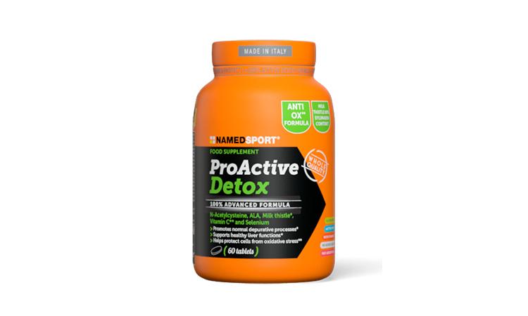 Витамины Namedsport PROACTIVE DETOX