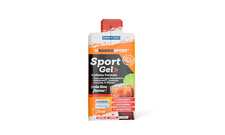 Энергетический гель Namedsport SPORT GEL