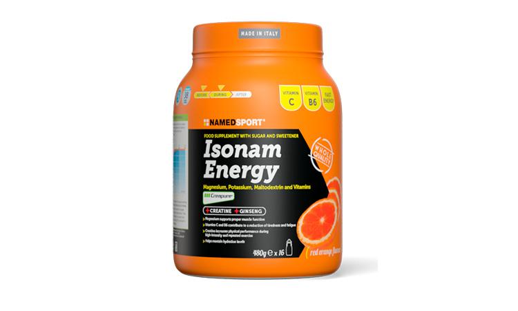 Изотоник Namedsport ISONAM ENERGY