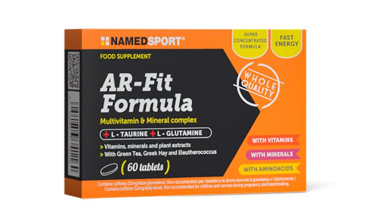 Пищевая добавка Namedsport AR-FIT FORMULA