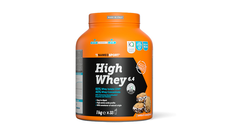 Протеин Namedsport HIGH WHEY