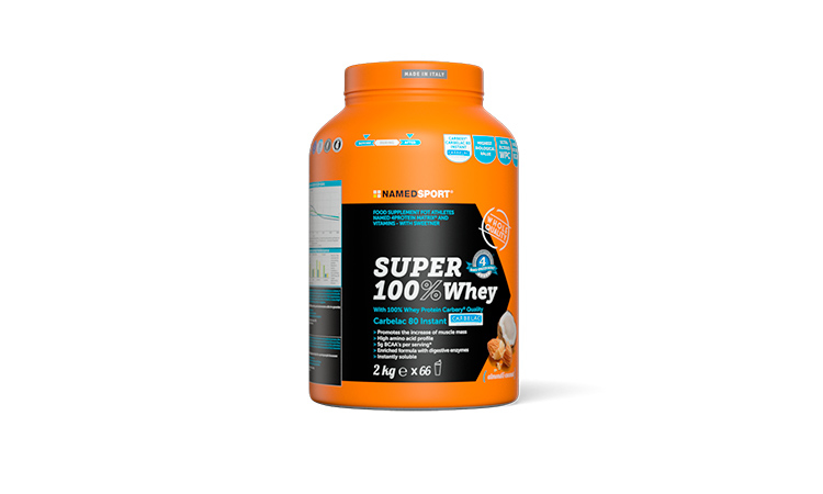 Протеин Namedsport SUPER 100% WHEY