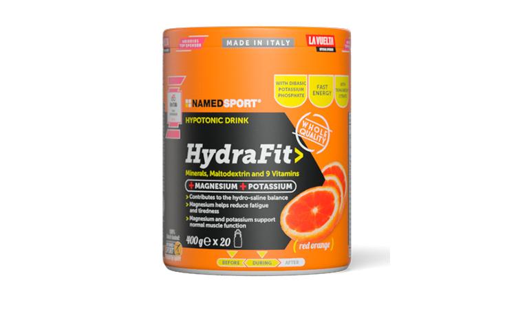 Витаминно-минеральный комплекс + фляга Namedsport KIT HYDRAFIT