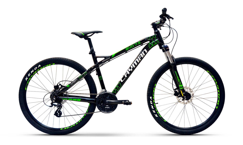 "Велосипед Cayman Evo 7.2 27,5"" (2018)"