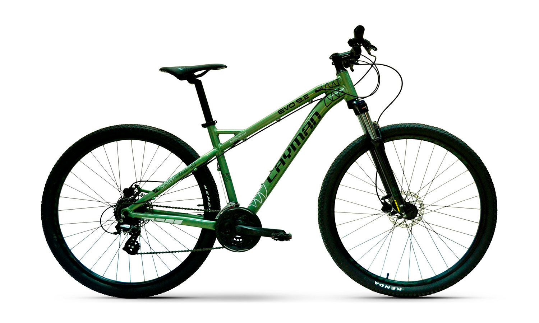 "Велосипед Cayman Evo 9.2 29"" (2018)"