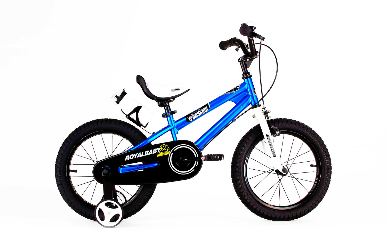 "Велосипед RoyalBaby FREESTYLE 14"" OFFICIAL UA"