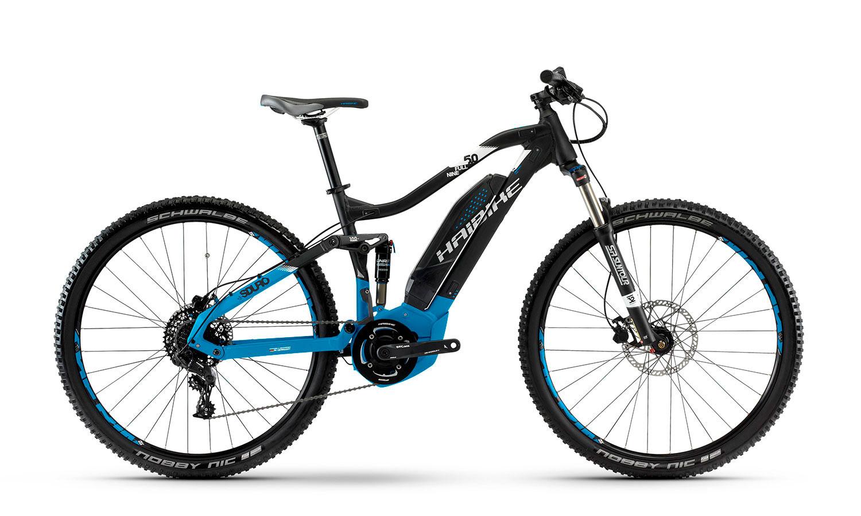 "Велосипед Haibike SDURO FullNine 5.0 29"" (2018)"