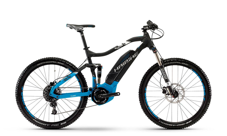 "Велосипед Haibike SDURO FullSeven 5.0 27,5"" (2018)"